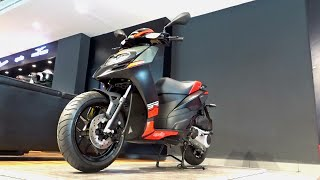 Aprilia SR 150 Walkaround Review, Best MotoScooter? #ScooterFest