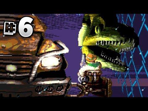 Eddie Carr Kicks Some A! - The Lost World Sega Genesis | Jurassic Month