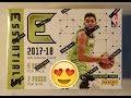 2017-18 Panini Essentials NBA Basketball trading cards.