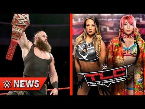 Strowman Winning Universal Title?! Asuka vs Emma At TLC? - WWE News Ep. 138