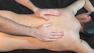 Поглаживание. Уроки классического массажа.  Stroking. Lessons of classical massage(Поглаживание. Уроки классического массажа. Stroking. Lessons of classical massage. ▻▻▻Поглаживание - это один из самых..., 2016-06-06T15:14:42.000Z)