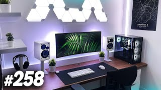 Room Tour Project 258 - Clean & Minimal Setups!