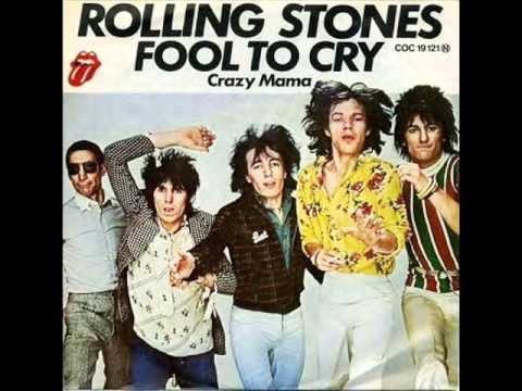 Rolling Stones Black And Blue Sessions Fool to cry Rehearsals