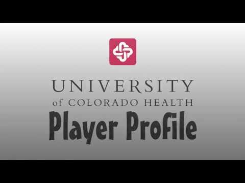 University of Colorado Health Player Profile
