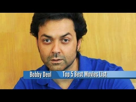 Bobby Deol Best Movies : Top 5 Bollywood Films List