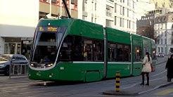 Tram Basel - Steinentorstrasse