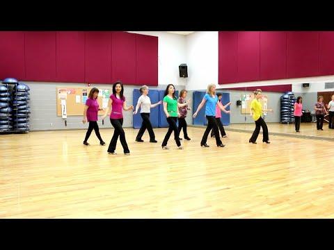 Texas Time (Joshua Talbot) - Line Dance (Dance & Teach in English & 中文)