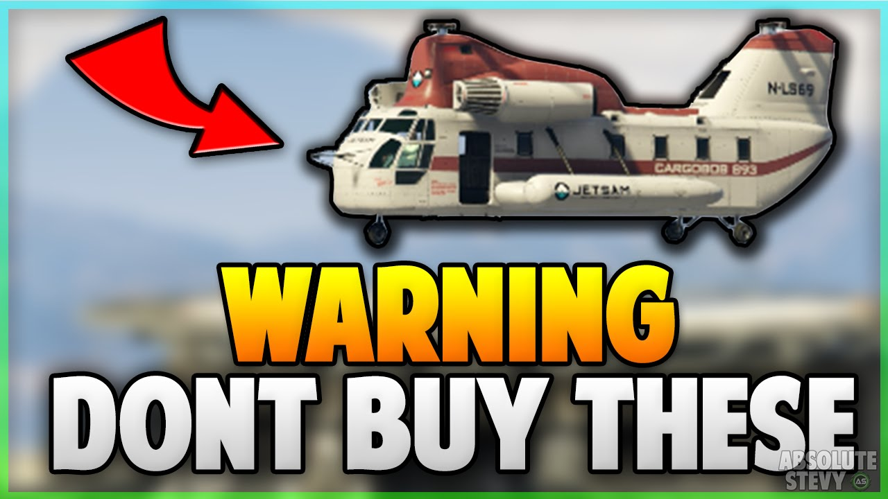 gta 5 dlc top 5 things you don 39 t want to buy new ceo system youtube. Black Bedroom Furniture Sets. Home Design Ideas