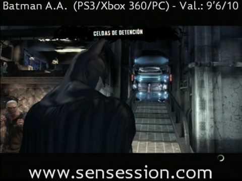 Batman Arkham Asylum analisis review