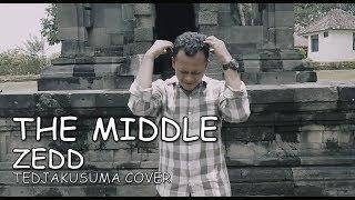 THE MIDDLE - ZEDD, MAREN MORRIS, GREY (TEDJAKUSUMA cover) #12