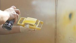 Тюнинг модели ВАЗ 2101 Милиция #4 / Покраска / Что-то пошло не так?