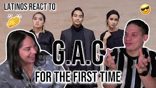Latinos react to GAC (Gamaliél Audrey Cantika) FOR THE FIRST TIME  Bahagia   Audio Review 🔊