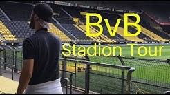 Stadion Tour im größten Stadion Deutschlands | Signal Iduna Park | Borussia Dortmund