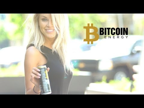 Bitcoin Energy Drink