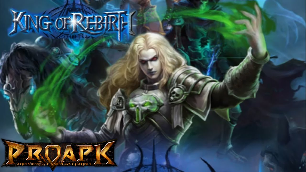King of Rebirth Gameplay Android / iOS