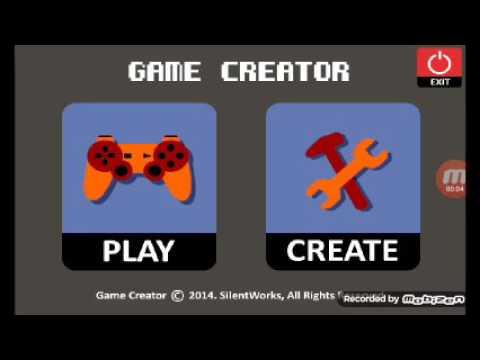 Cara Membuat Game Di Game Creator