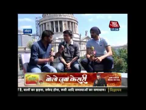 Sourav Ganguly, Harbajan Singh On ICC Champions Trophy India vs Pakistan Final