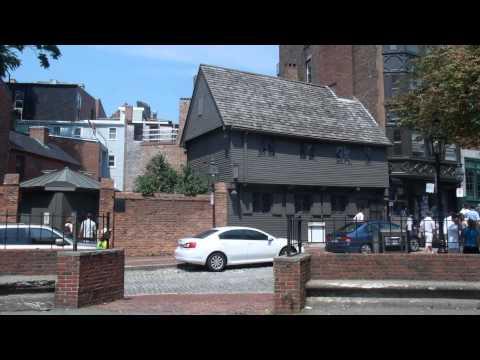 10 Minute Tourist: Boston!