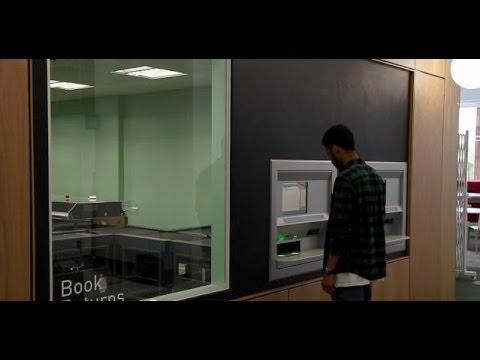 Libraries At Birmingham City University