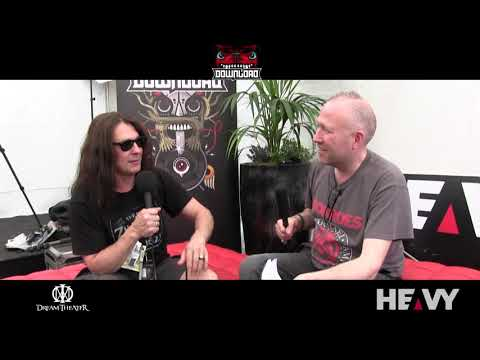DREAM THEATER Interview On HEAVY TV @ DOWNLOAD FESTIVAL 2019