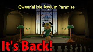 Rückkehr ins Asyl.. - Qweerial Isle Asylum Paradise (Roblox)