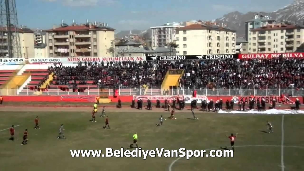 Belediye VanSpor 1 Elaz U0131 U011fSpor 1 Ma U00e7 U00d6zeti HD YouTube