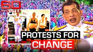 Why are Thai protesters demanding reform of the monarchy? | 60 Minutes Australia