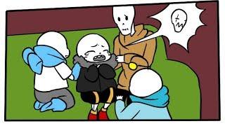 【 Undertale Animation Dubs #124 】Epic Undertale Comic dubs Compilation