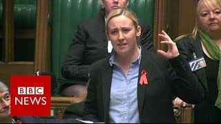 Mhairi Black  'Ridiculous to fork out for palaces'   BBC News