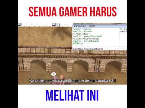 Semua Gamers Harus Melihat Video Ini, Kisah Nyata Dari Seorang Gamers