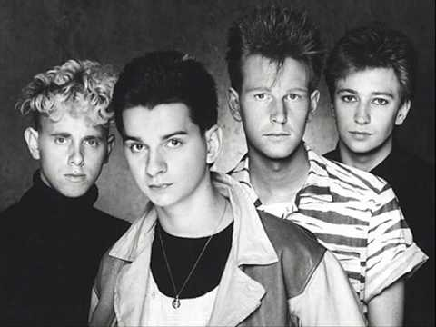 Depeche mode and then