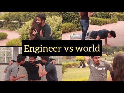 ENGINEER VS WORLD- HALF ENGINEER