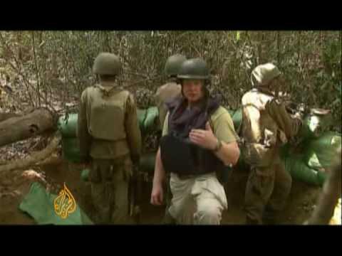 Download Sri Lankan army closes in on Tamil Tigers - 1 Feb 09