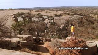 Hiking Enchanted Rock, the heart of Texas Hill Country