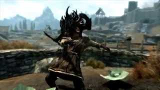Skyrim: Death blows and finishing moves animation: Part 1