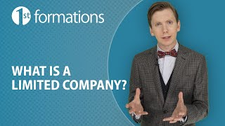 What does it mean to be a limited company?