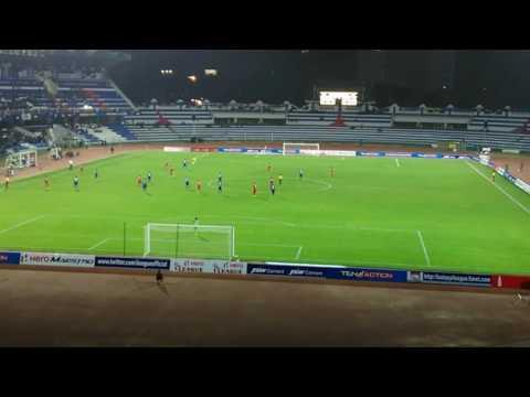 Football match Bangalore