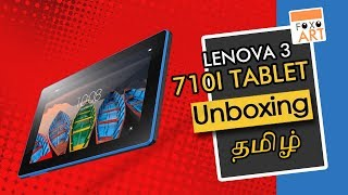 Lenovo Tab 3 710I Tablet   UNBOXING VIDEO !