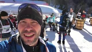Горнолыжный курорт Дисквалификация первый опыт