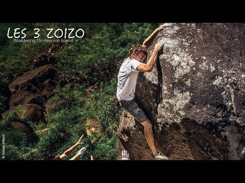 Climbing Highballs And Dynos In The Jungle   Les Trois Zoizo, Ep. 2