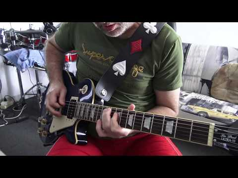 Flirting With Disaster - Molly Hatchet Guitar Cover