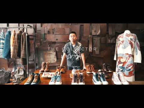 The Collector: Visvim With Mr. Zainal Hadi