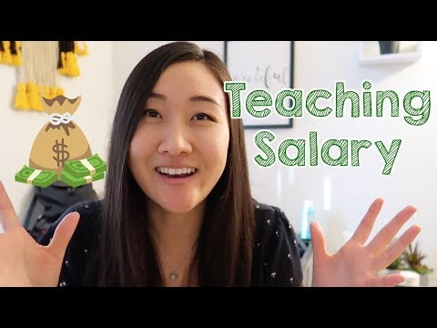 Surviving On A First Year Teaching Salary | Budgeting For Teachers