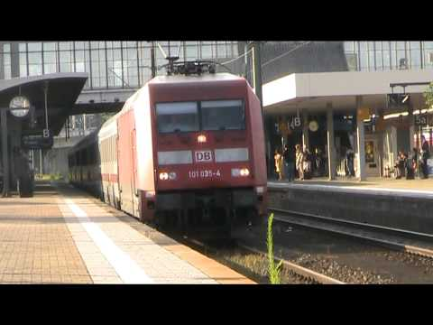Deutschlandsommer 2010 Teil 10: Tag 1 in Heidelberg Hbf (1)