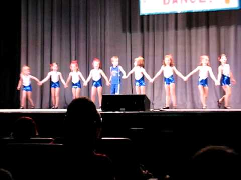 Kristi's Dance Recital