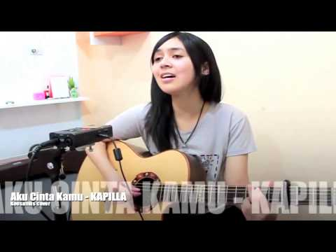 cewek cantik thailand nyanyi lagu indonesia