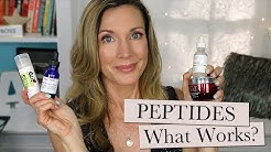 Peptides for Anti-Aging ~ Do They Work? How To Choose