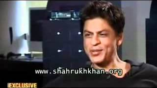 Shah Rukh Khan Talk about sexuality in cinema