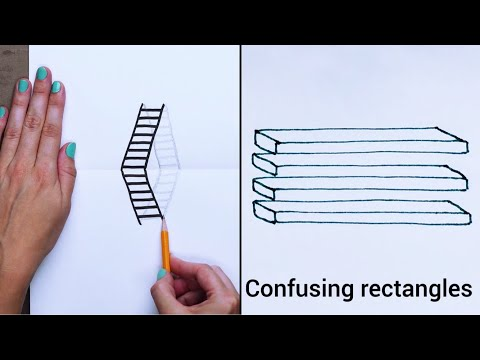 20 Easy Drawing Tricks You'll Love I DIY...