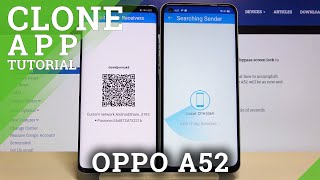 How to Transfer Data from Huawei Phone to OPPO A52 via CLONEit App screenshot 1